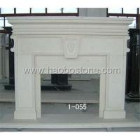 Wholesale Granite marble ,natural stone fireplace mantel 1-055 from china suppliers