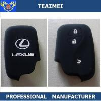 Wholesale Smart protective Non - Stick Silicone Car Key Cover For Lexus from china suppliers