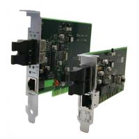 Wholesale PCI-E Gigabit with Low Profile Fiber SC/ST Port ethernet NIC Card from china suppliers