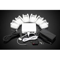 Wholesale Comer Mobile phone 6 in 1 multiports alarm and charge display holders for mobile stores from china suppliers