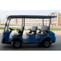 Wholesale Dongfeng 48V Battery 8 Seater Electric Car With DC Motor For 8 Person Customized Color from china suppliers