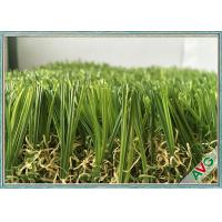 Wholesale Abrasion Resistance Hotel Artificial Turf 35MM Height No Glare Outdoor Fake Grass from china suppliers