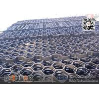 Low carbon mild steel hexmesh China Supplier