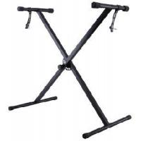 Wholesale Metal Piano Keyboard Adjustable Display X Stand from china suppliers