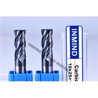 Wholesale High Feed End Mill For Hardened Steel , Polish Surface High Speed Steel Cutter from china suppliers