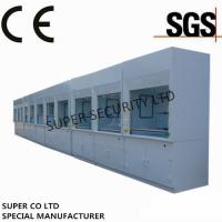 Wholesale Polypropylene Ducted Laboratory Chemical Fume Hood / Cupboard with PP Cup Sink for testing, lab use from china suppliers
