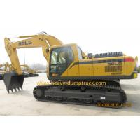 Wholesale SDLG 30 ton hydraulic crawler excavator with fog cabin in volvo technique from china suppliers