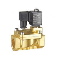 Wholesale Brass Two Inch Electric Latching Solenoid Valve Water 0.3 ~7 Bar G Thread / NPT Thread from china suppliers
