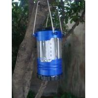 Wholesale Portable 12 LED Camping Tent Lantern Fishing Light from china suppliers