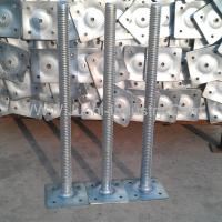 China used scaffolding screw jack for sale on sale