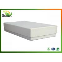 Wholesale Christmas Gift Boxes with Seperate Lid , Made of White Paperboard from china suppliers