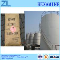 Wholesale Vulcanizing agent , rubber blowing agent Hexamine / Urotropine 99.3% min for phenolic resins from china suppliers