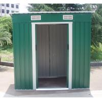 Wholesale Waterproof UV Polycarbonate Sheet Metal Storage Shed With 4X6ft / Garden Shed from china suppliers