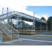 Wholesale Bailey System Steel Truss Bridge Galvanized Surface Prefabricated Foot Bridge from china suppliers