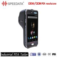 Wholesale Manufacturer in China PDA Thermal Printer for Parking Ticket Restaurant in 5.5 inch Screen from china suppliers