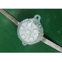 Wholesale Shopping Mall Decorarion RGB LED Pixel 38mm IP67 6pcs 5050 SMD from china suppliers