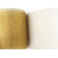 Wholesale EMI Shielding Brass Copper Wire Mesh Screen Weave Process 1-250 Mesh Count from china suppliers