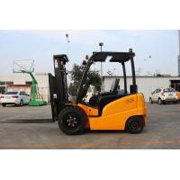 Wholesale china famous brandFB35 3.5T battary forklift80V/500AH3stage4.5m container mastwith sideshiftwith long fork with solid ty from china suppliers
