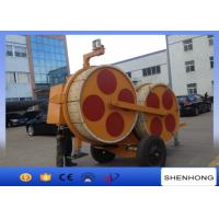 Wholesale 4 Ton Hydraulic Puller Tensioner OPGW Installation Tools for OPGW Stringing from china suppliers