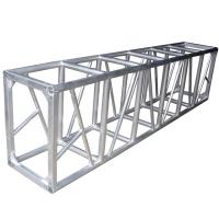 Quality Square Bolt Aluminum Box Truss Speaker Hangers 520x760 mm Simple Installation for sale