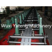 Wholesale High Precision Storage Rack Roll Forming Machine Mirror Polished Quenched Treatment from china suppliers