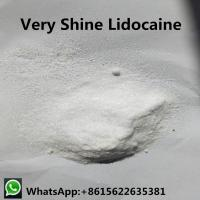 Wholesale Local Anesthetic Powder lidocaine for Pain release CAS 137-58-6 from china suppliers