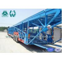 Wholesale Hydraulic 12 Units Vehicle Transport Car Carrying Truck 60 Tons Sinotruk from china suppliers