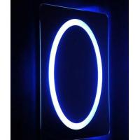 Wholesale LED wall mirror frameless bath mirror from china suppliers