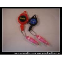 Wholesale Ski pass holder with mini ball pen and ball chain from china suppliers