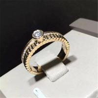 Wholesale Boucheron  ring 18k white gold yellow gold rose gold diamond ring from china suppliers
