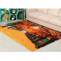Wholesale Easy Clean Nonwoven Oriental Style Rugs With Dots Back Short Plush Carpet from china suppliers