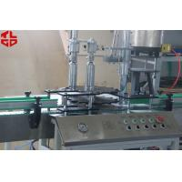 Wholesale Snow Spray Automatic Aerosol Filling Machine / Aerosol Can Filling Equipment from china suppliers