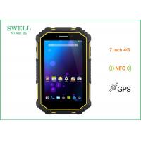 Wholesale Waterproof Android OS 6.0 Outdoor Tablet PC 7 Inch Rugged Tablet With NFC from china suppliers