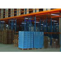 Wholesale Multi level industrial mezzanine systems, Rack Supported storage mezzanine platforms from china suppliers