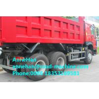 Wholesale 266HP 10 Wheels Tipper Dump Truck with RHD T Type Lifting High Loading Capacity from china suppliers