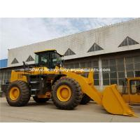 Wholesale LG958L Model 5 Tons Wheel Loader Equipment With Power Shift Normally Engaged Straight Gear from china suppliers
