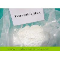 Wholesale White Solid Anabolic Steroid Powder Tetracaine Hydrochloride For Mucosa Anesthetic from china suppliers