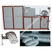 Wholesale Light weight Insulated Aluminum Flexible Duct Forming Machine With Steel Wire from china suppliers