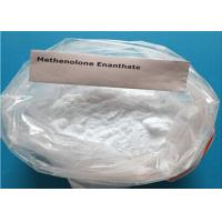Wholesale Medical Anabolic Raw Hormone Muscle Gain Steroids / Methenolone Enanthate CAS 303-42-4 from china suppliers