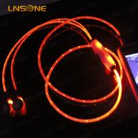 Wholesale 3.5mm led light in-ear promotion earphone from china suppliers