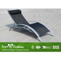Wholesale Recycling Low Seat Folding Beach Chair With Dia - Cast Aluminum Anti Gravity from china suppliers