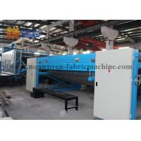 Wholesale Middle Speed Needle Punch Nonwoven Machine For Multi Colored Cleaning Cloth from china suppliers