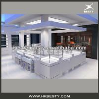 Buy cheap top quality jewelry display showcase from wholesalers