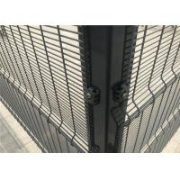 Buy cheap High Security Serried Horizontal Wire Security CLEARVU Fencing 76.20mm x 12.70mm from wholesalers