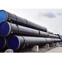 Wholesale Anti Corrosion DIN 30670 3 Layer Polyethylene 3LPE Coated Pipe from china suppliers