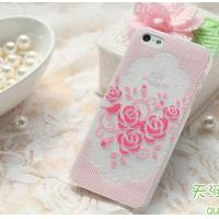 Wholesale Ultra Thin Red Rose On Snow Skin Phone Shell For IPhone 5/5S Case from china suppliers