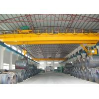 Buy cheap Double Girder Overhead Hoist Trolley Industrial EOT Crane With Hook from wholesalers