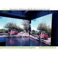 Buy cheap high definition  p4 energy saving  hanging led display for location shooting from wholesalers