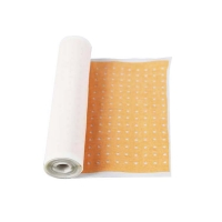 Wholesale 18cmx5m Zinc oxide adhesive perforated plaster from china suppliers