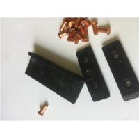 Wholesale Eco - Friendly Hard Carbon Slider , Industrial Stenter Machine Spares from china suppliers